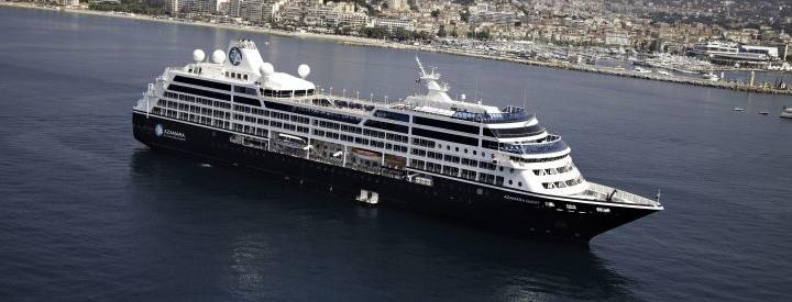 Imagen del barco Azamara Pursuit