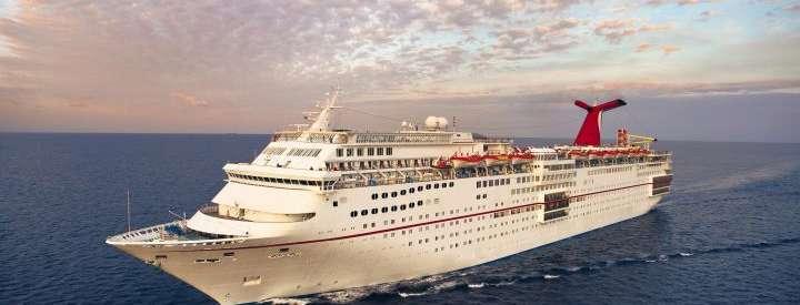 Imagen del barco Carnival Fascination