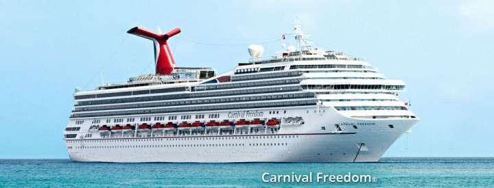 Imagen del barco Carnival Freedom