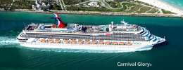 Cruceros América del Norte Carnival Glory desde Miami (Florida / USA) XVII