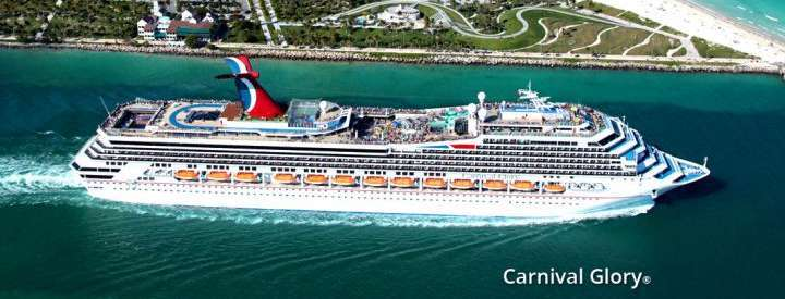 Imagen del barco Carnival Glory