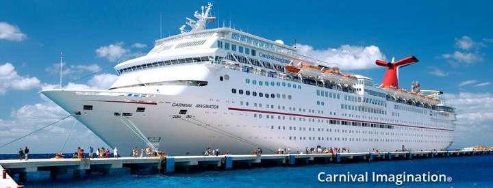 Imagen del barco Carnival Imagination