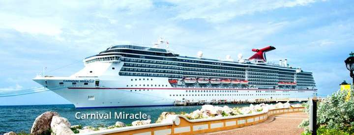 Imagen del barco Carnival Miracle