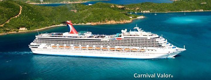 Imagen del barco Carnival Valor