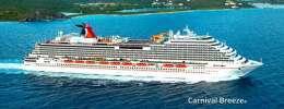 Cruceros América del Norte Carnival Breeze desde Galveston (Texas / USA) XIV