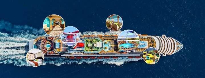 Imagen del barco Carnival Horizon