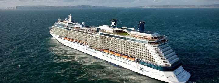 Imagen del barco Celebrity Equinox