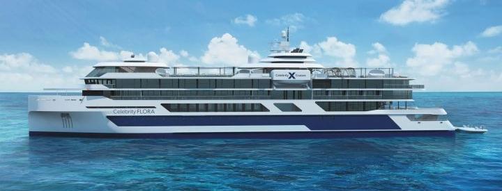 Imagen del barco Celebrity Flora