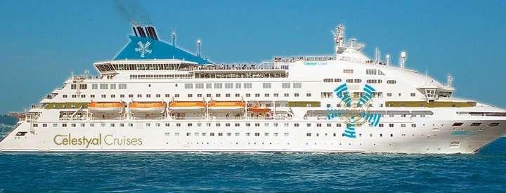 Imagen del barco Celestyal Crystal Grecia