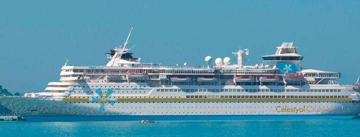Imagen del barco Celestyal Olympia