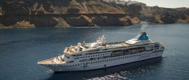 Imagen del barco Celestyal Nefeli
