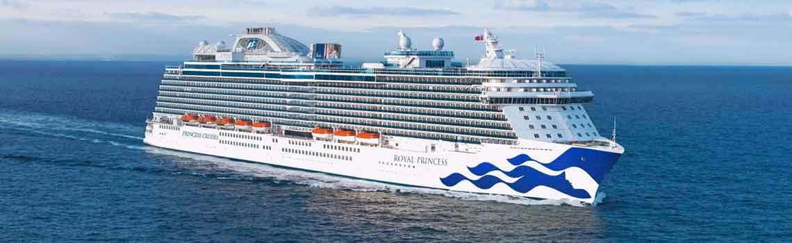 Cruceros Princess Cruises