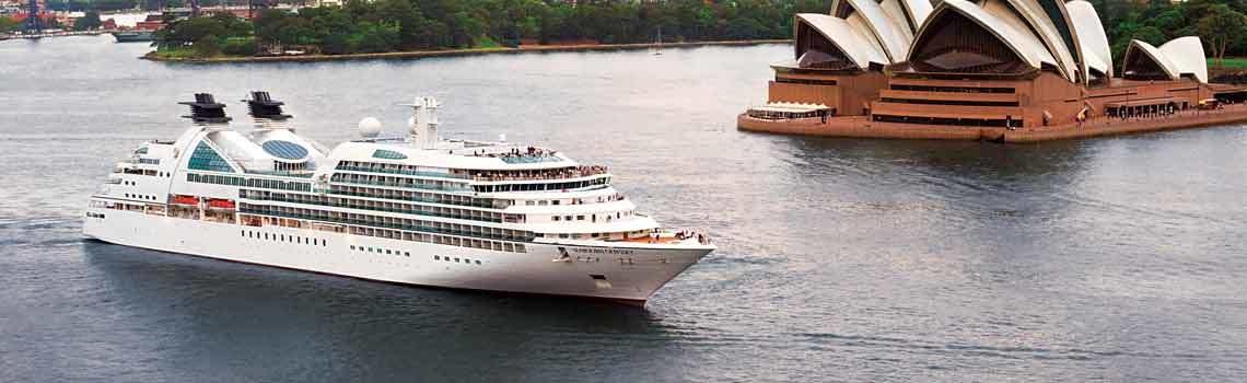 Cruceros Seabourn Cruise Line