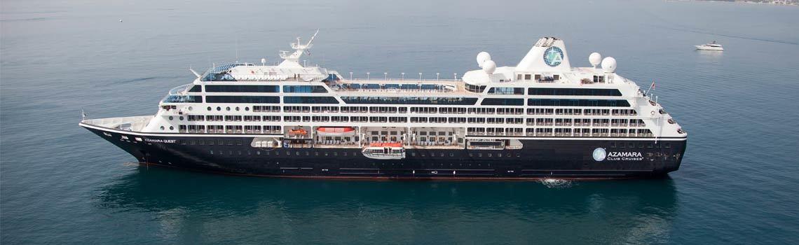 Cruceros Azamara Cruises