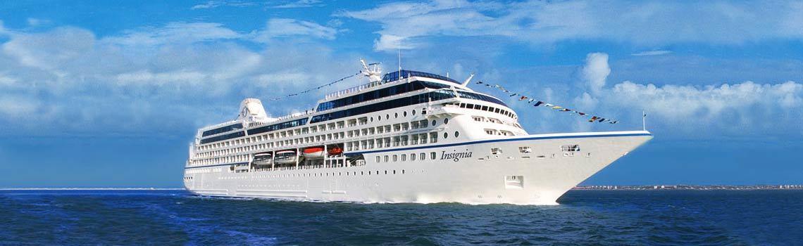 Cruceros Oceania Cruises