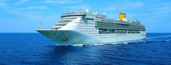Imagen del barco Costa Victoria