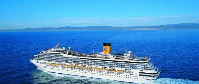 Imagen del barco Costa Fortuna