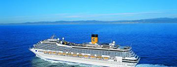 Crucero España, Italia desde Valencia IV