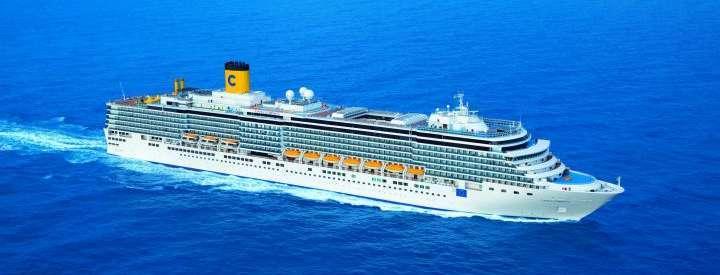Imagen del barco Costa Luminosa