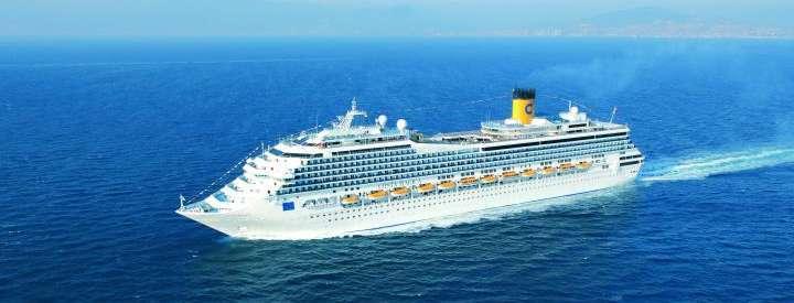 Imagen del barco Costa Magica