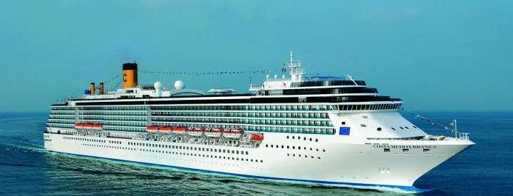Imagen del barco Costa Mediterranea