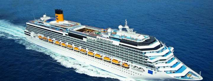 Imagen del barco Costa Pacifica