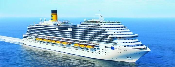 Imagen del barco Costa Venezia