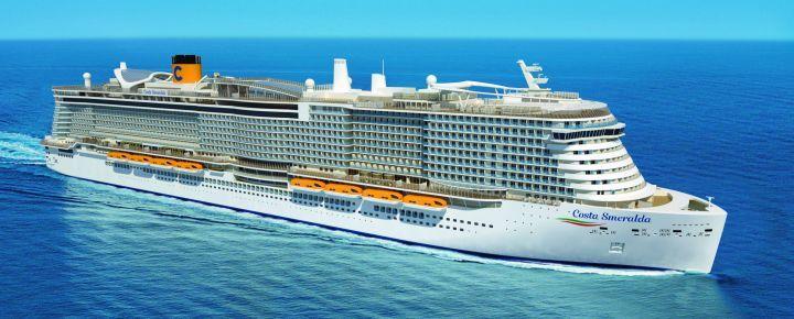 Crucero La nueva Italia del Mediterráneo II