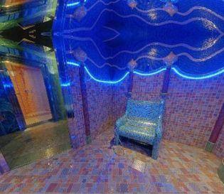Imagen banyo de vapor y arcilla