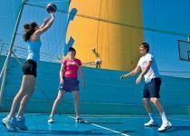 Instalación Pista Multideportiva