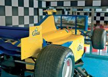 Instalación Simulador de Grand Prix (Fórmula 1)