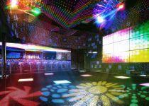Instalación Discoteca