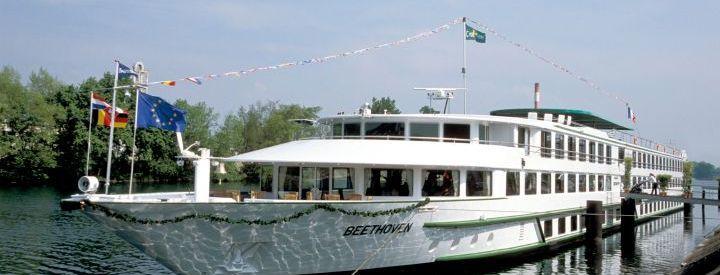 Imagen del barco MS Bethoven