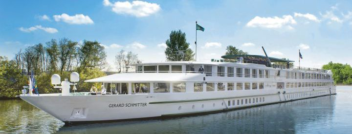Imagen del barco MS Gerard Schmitter
