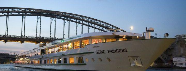 Imagen del barco Ms Seine Princess