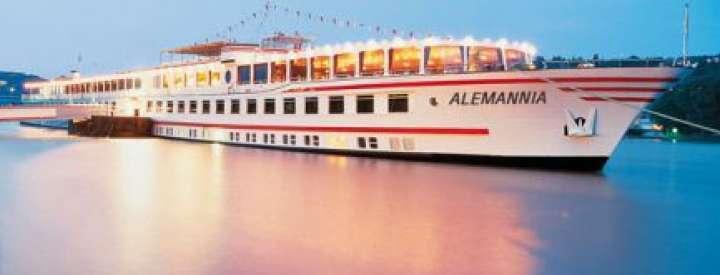 Imagen del barco MS Alemannia