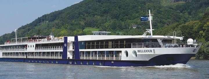 Imagen del barco MS Bellejour 4*