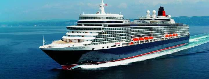 Imagen del barco Queen Elizabeth