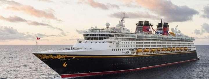 Imagen del barco Disney Magic