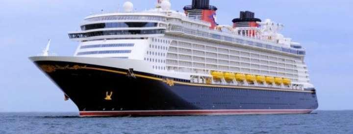 Imagen del barco Disney Dream
