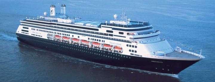 Imagen del barco Amsterdam