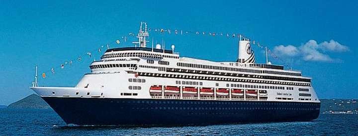 Imagen del barco Zaandam