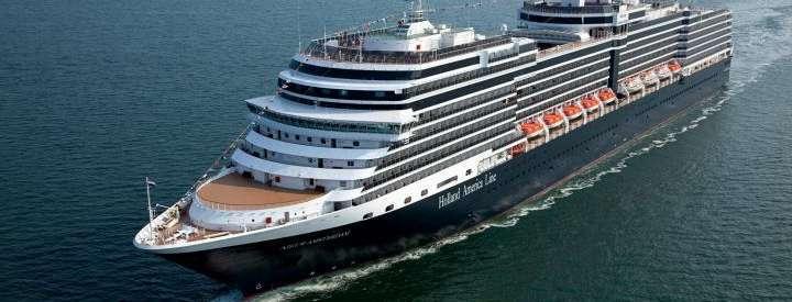 Imagen del barco Nieuw Amsterdam