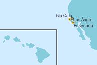 Visitando Los Ángeles (California), Isla Catalina (California/USA), Ensenada (México) y Los Ángeles (California)