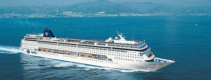 Imagen del barco MSC Armonia