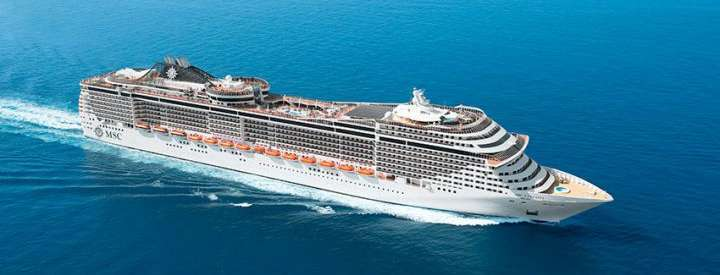 Imagen del barco MSC Fantasia