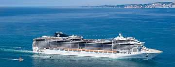 Crucero España, Francia, Italia desde Valencia IX