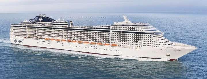 Imagen del barco MSC Preziosa