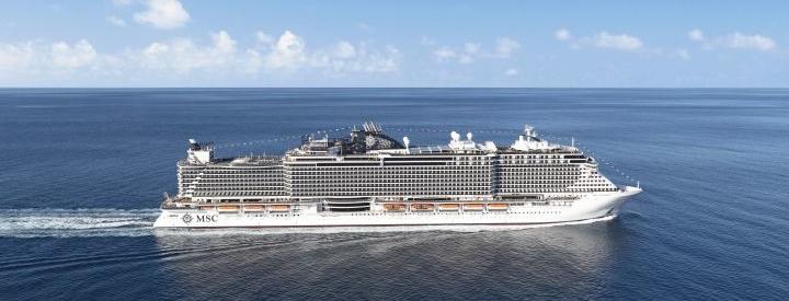 Imagen del barco MSC Seaside