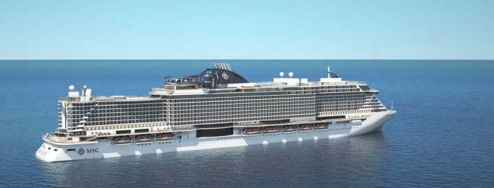 Imagen del barco MSC Seaview